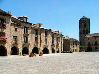 TURISMO VERDE HUESCA. Casa Pirinea de Belsierre